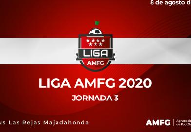 Inscripciones abiertas 3era Jornada Liga AMFG